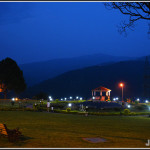 Night View of Jakhani Park, Udhampur