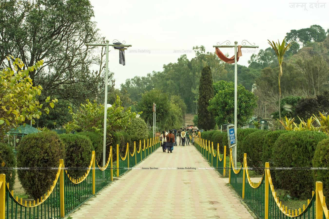 Walk-way- Mansar